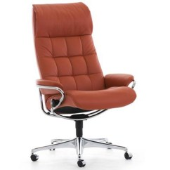 Desk Recliner Chair Cheap Unique Chairs Ekornes Stressless London High Back Leather Office By