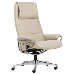 Office Desk Chairs Ll Bean Bag Chair Ekornes Stressless Paris High Back Leather Recliner By