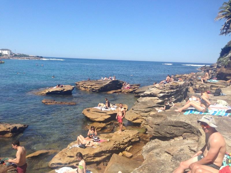 Gordon's Bay Sydney Australia