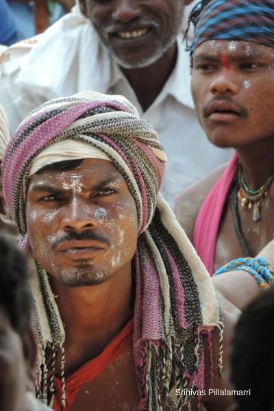 Gond Tribe Dandari Festival Telangana