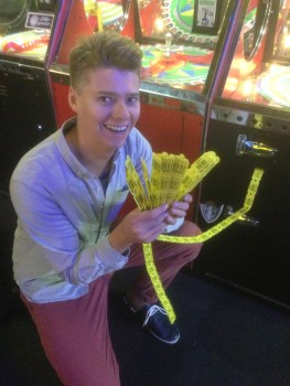 Hitting the jackpot big time at Crown Casino Melbourne
