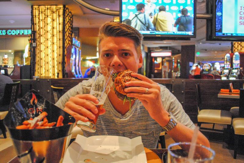 BurGR Las Vegas - eatdrinking