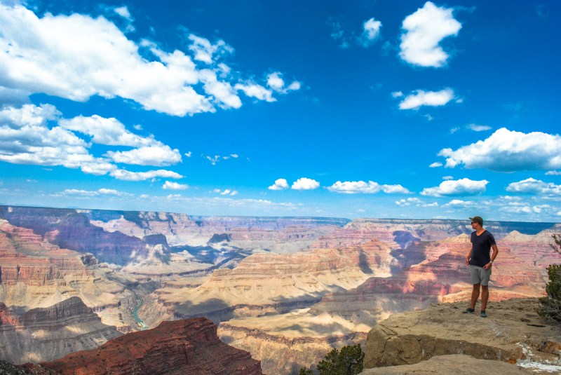 Grand Canyon South Rim - a great day trip from Las Vegas