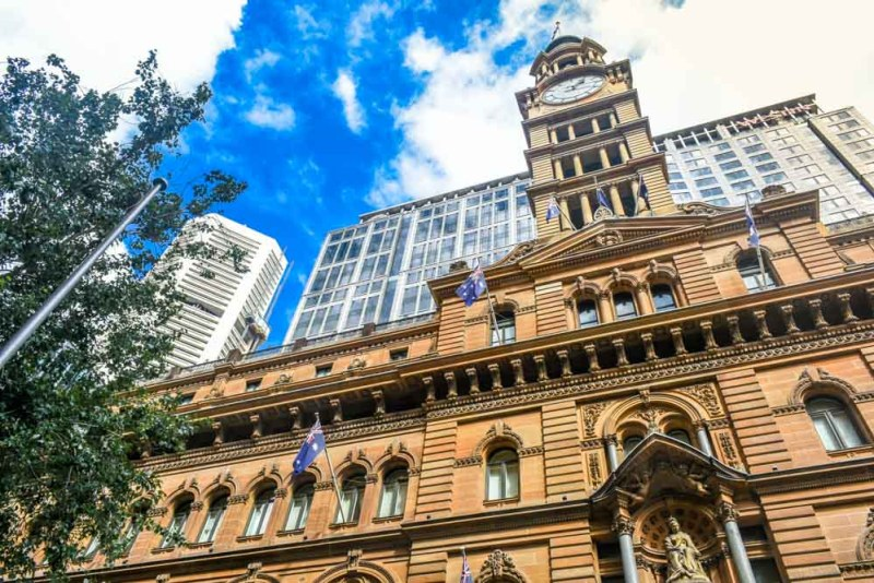GPO at Martin Place