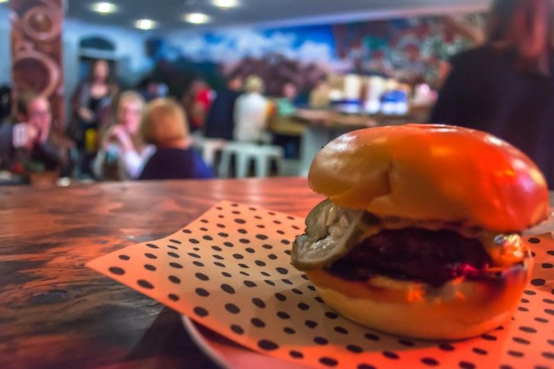Chur burger Sydney