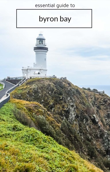 Byron Bay Lighthouse on Cape Byron. The best things to do, places to eat, and places to drink in Byron Bay. #Byronbay #backstreetnomad #capebyron #visitnsw #eastcoastaustralia #byronbaylighthouse