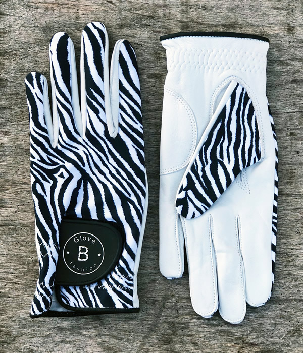 Guante B Fashion Glove Zebra