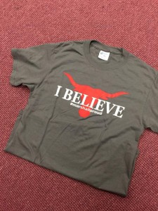 I Believe T-Shirt Marshall Education Foundation