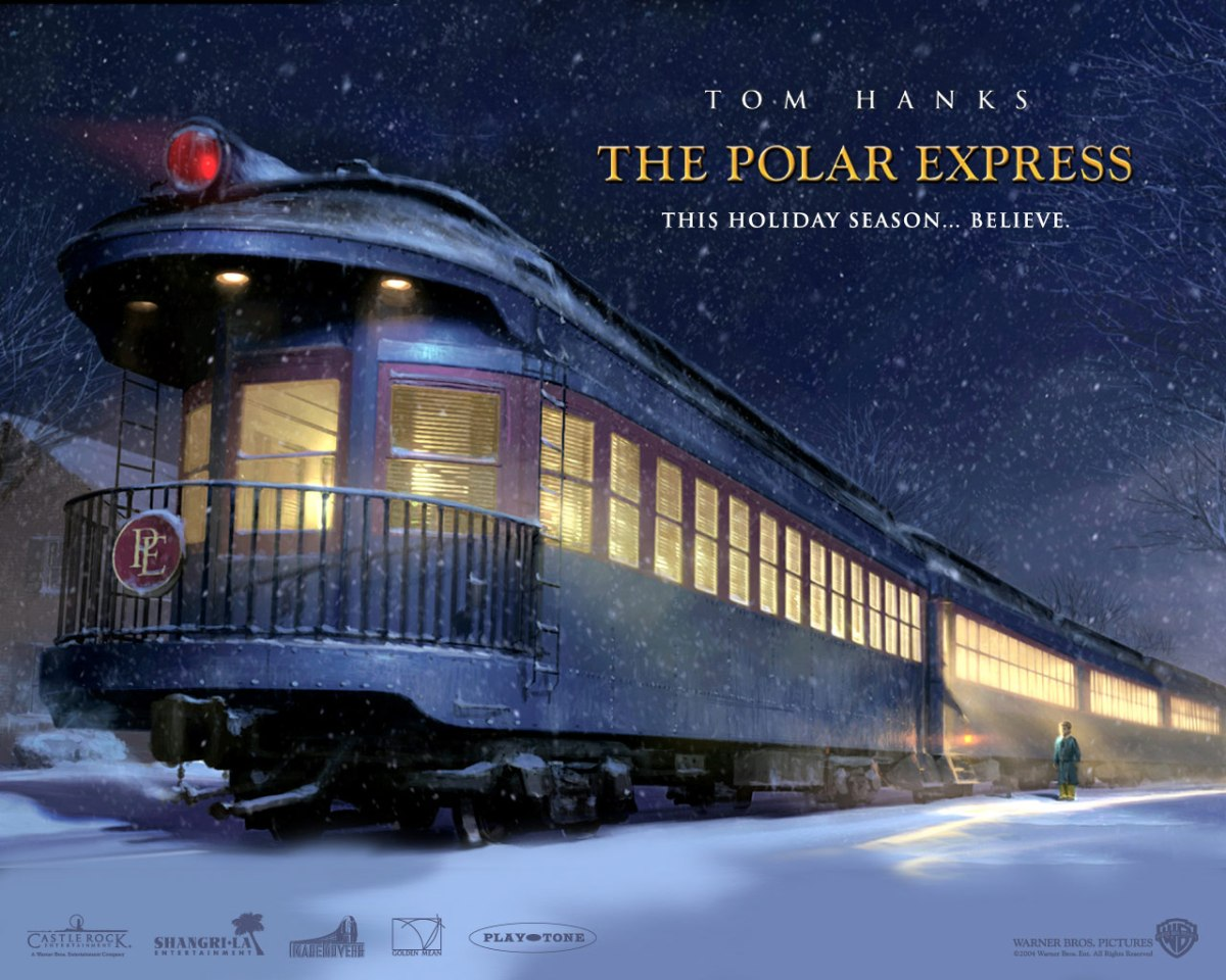 Raising Funds for Marshall Education Foundation the Polar Express Merry Maverick Movie Night