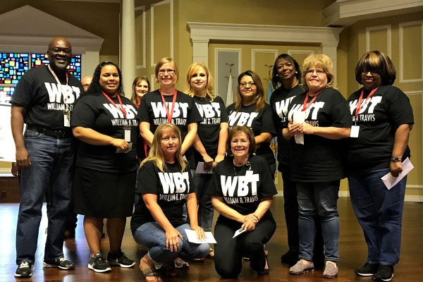 MISD Fall Convocation 2017- MEF Grant Recipients