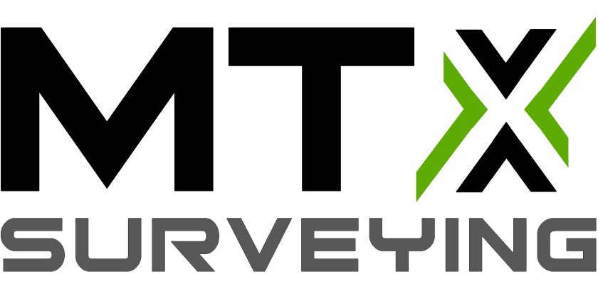 MTX Surveying Logo