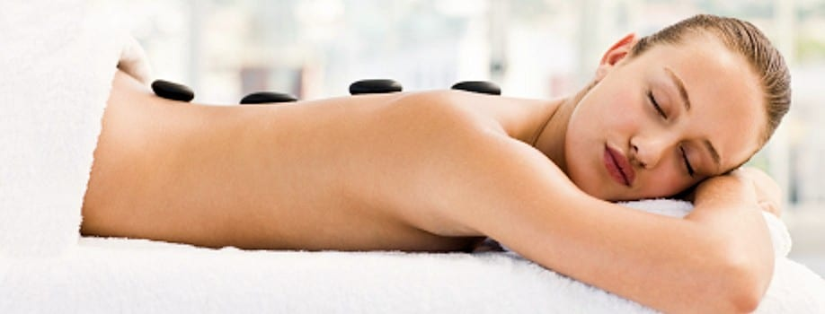 Hot Stone Therapy  also known as known as hot rocks