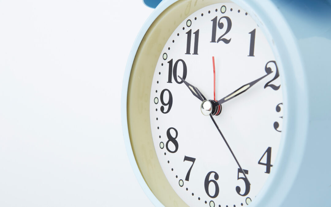 Time Management For Job Seekers