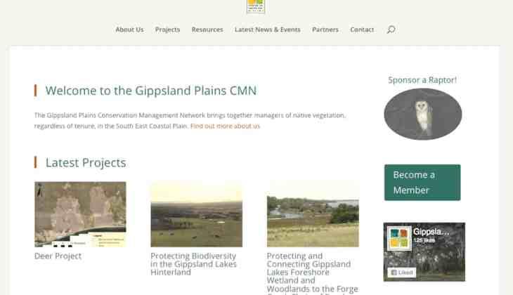 Gippsland Plains CMN