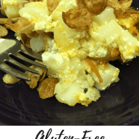 Gluten-Free Crack Potatoes. Cheesy, crunchy, delicious potatoes make a wonderful side for any meal, including holidays.