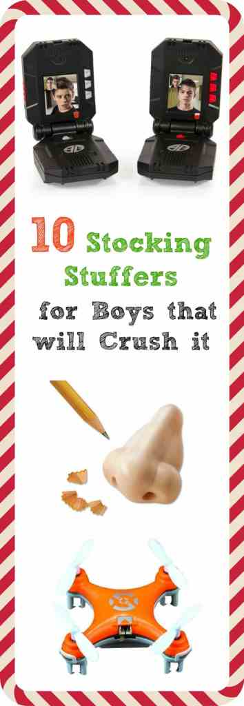 10 boys stocking stuffers that will make you awesome