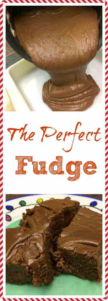 I love chocolate fudge. This is one of my favorite easy chocolate fudge recipes that is perfect for an old-fashioned Christmas treat, or any time of the year.