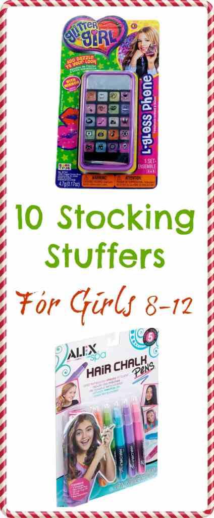 10 Stocking Stuffers for Girls