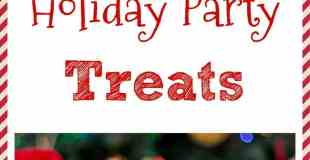 10 Holiday Party Time Treats From Around the Blogosphere