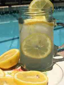 Fresh Squeezed Summertime Lemonade