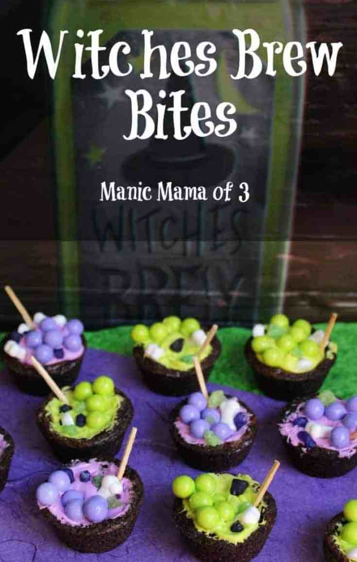 Witches Brew Bites