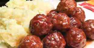 Easy Crock Pot Meatball Recipe