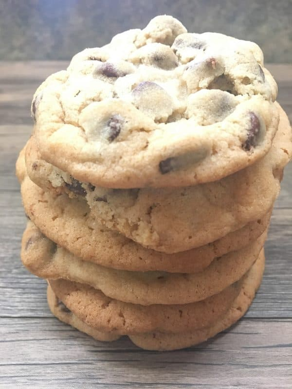 How to Make Chewy Chocolate Chip Cookies. This is a great recipe for chewy cookies.