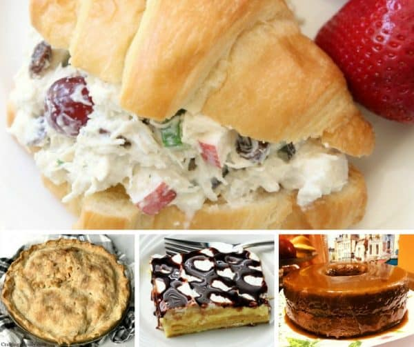 Foodie Friday Link Party #44