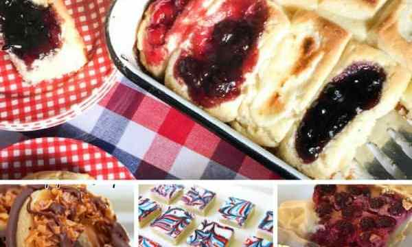Foodie Friday Link Party #43