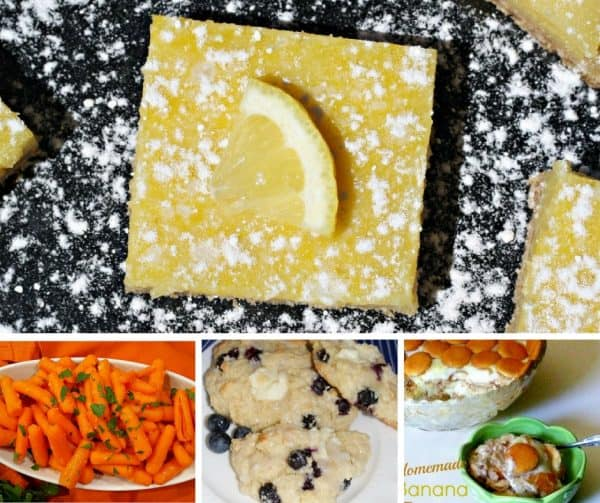 Foodie Friday Link Party #46