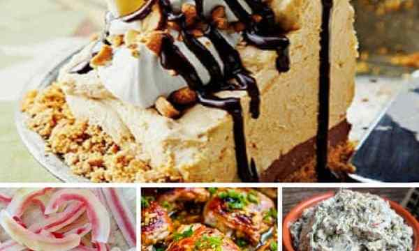 Foodie Friday Link Party #47