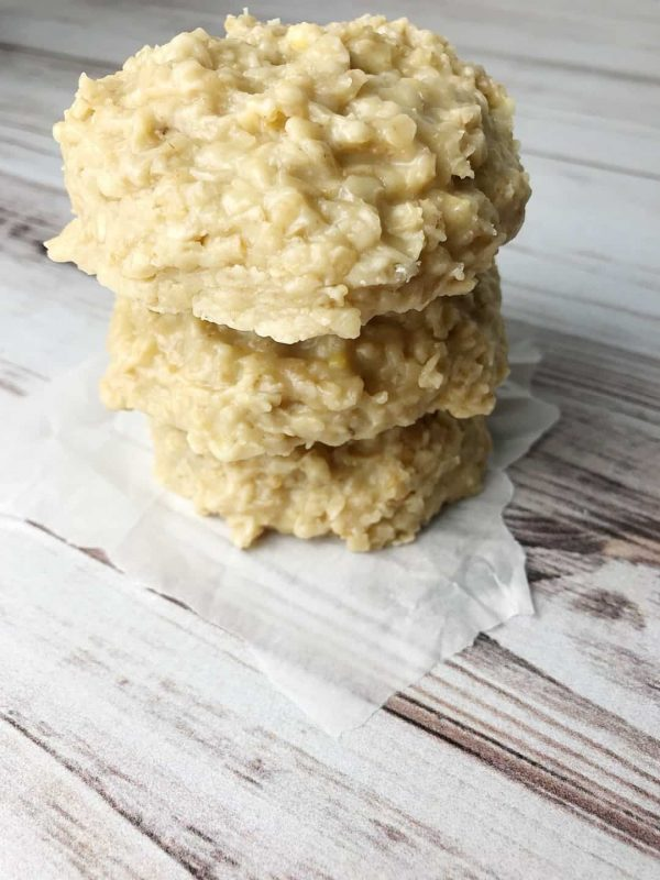 Picture of no bake cookies