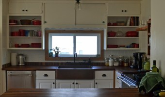 Kitchen Renovation: Before and After