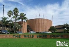 Hills Shire Council, Castle Hill