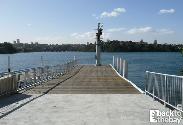 Mangrove River Wharf