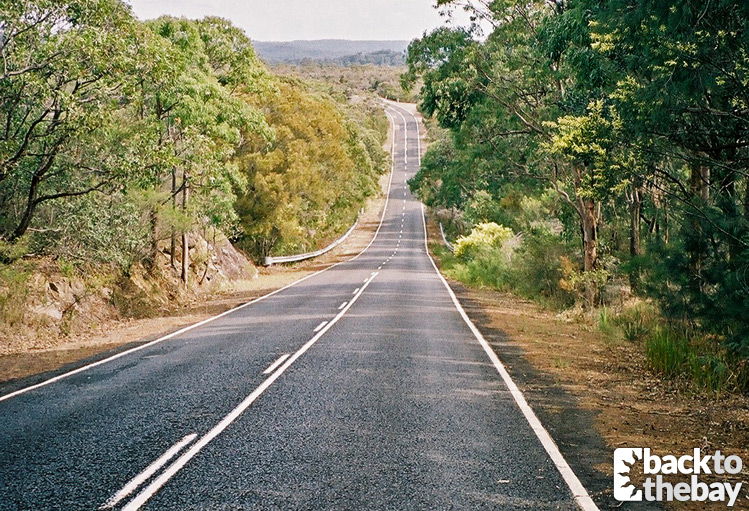Old Yabbie Creek Road