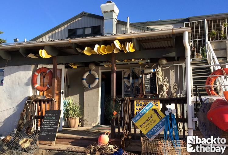 Pier Diner / Alf's Bait Shop