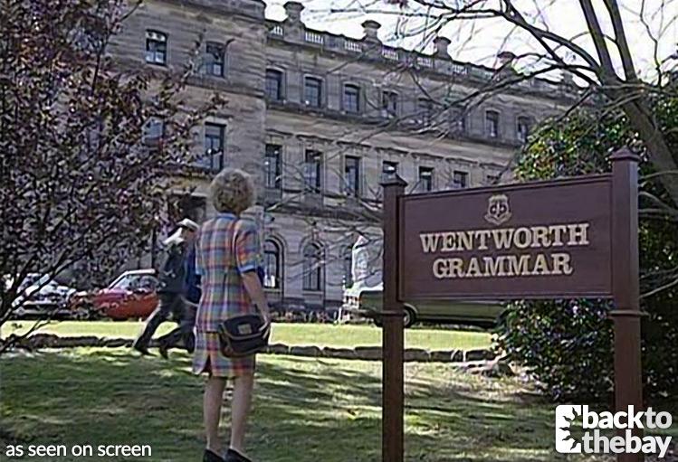 Wentworth Grammar & Pippa's OAM
