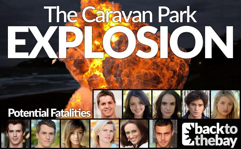 The Caravan Park Explosion