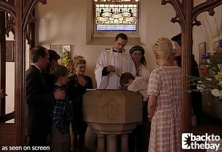 Dylan's Baptism