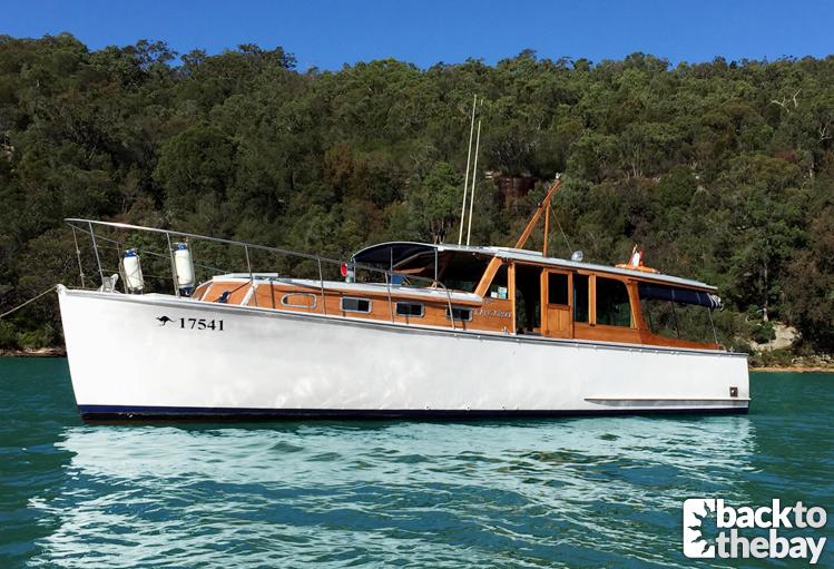 The Blaxland (Alf's Boat)