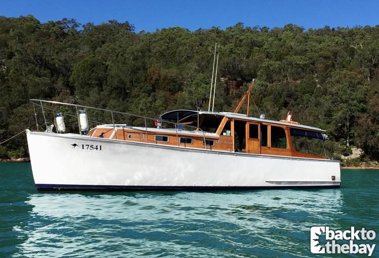 Blaxland (Alf's Boat)