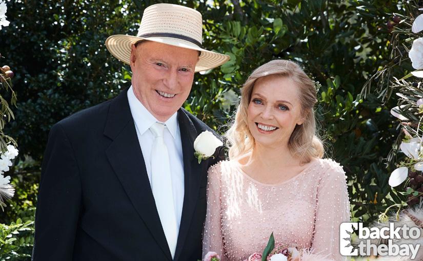 UK Home and Away Spoilers – Alf & Martha's Wedding