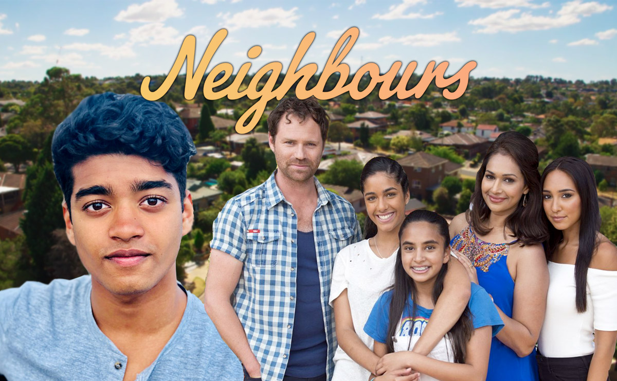 Neighbours Spoilers – Shane and Dipi's son Jay arrives in Erinsborough