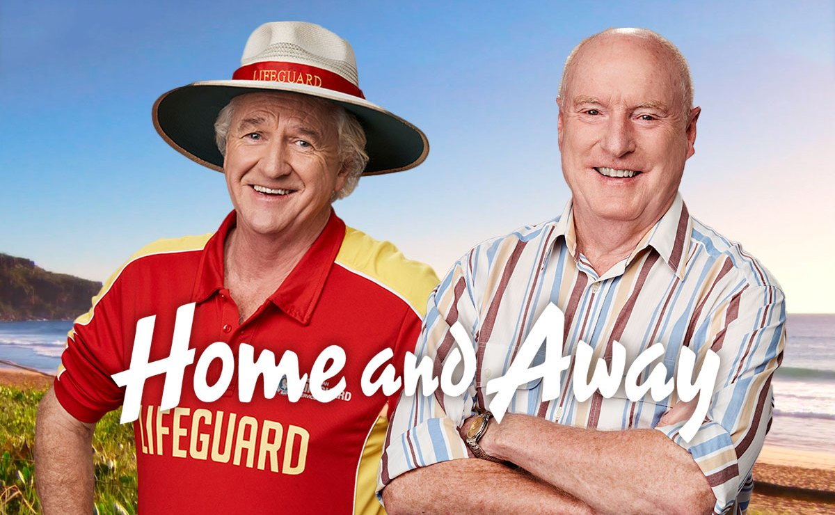 Home and Away Spoilers – John and Alf go head to head for the Surf Club presidency