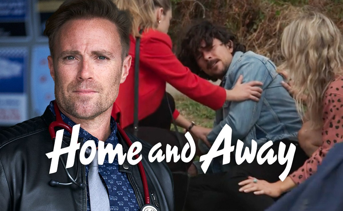Home and Away Spoilers – Christian punches Lewis as he's investigated for malpractice
