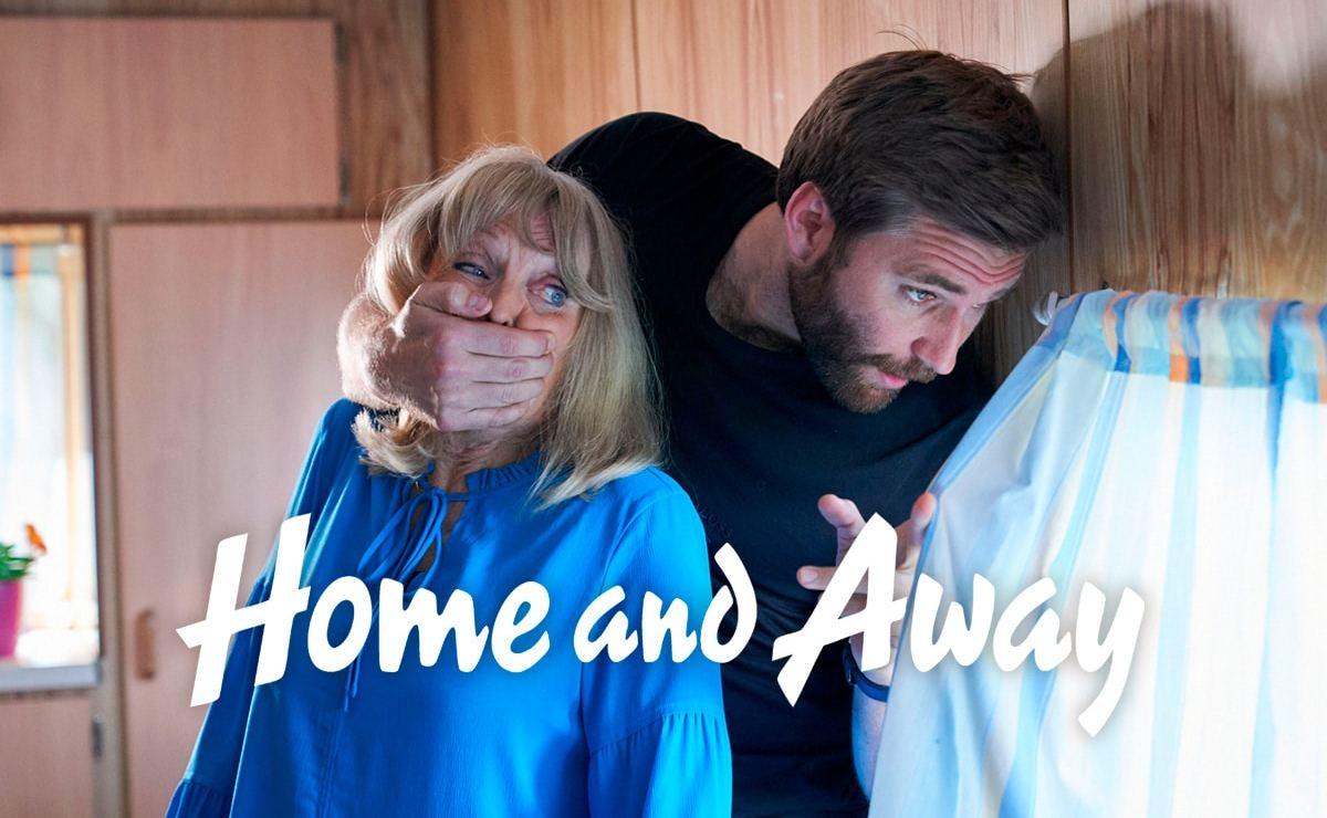 "Home and Away Spoilers – Kieran kidnaps Martha, telling her ""you owe me!"""