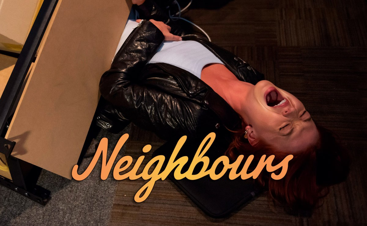 Neighbours Spoilers – Brent robs The Hive, putting Nicolette's life in danger