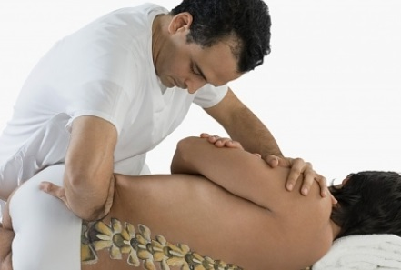 Chiropractic and Massage Treatment  Back to Wellness Center
