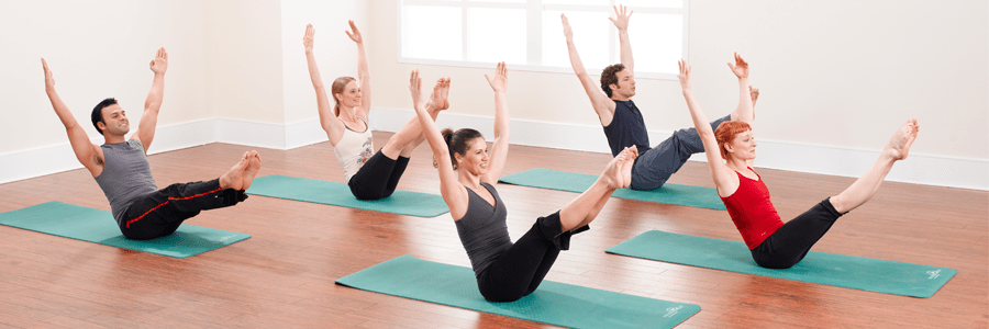 Pilates workout to lose weight